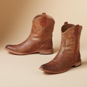Cassie Short Boot by Lucchese